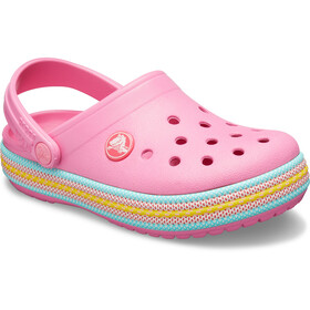 Crocs Crocband Sport Cord Crocs Enfant, pink lemonade